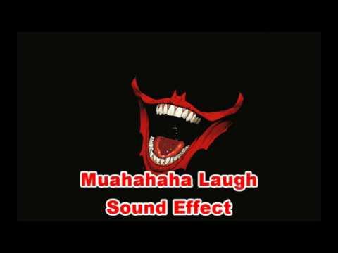 Muahahaha Evil Laugh Villian Laughing | Film & Sound Effects No Copyright
