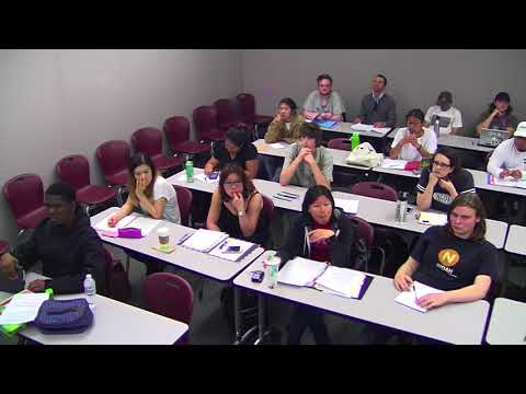 BCST 110 - Introduction to Writing for Electronic Media, October 10, 2017 Lecture