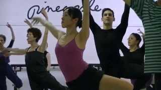 Ballet with Ian Knowles at Pineapple Dance Studios, London