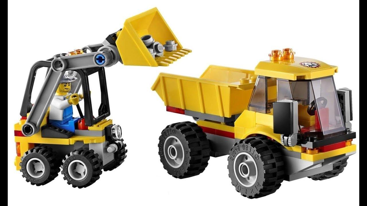 Lego city camiones y veh culos de construcci n para ni os - Construcciones de lego para ninos ...