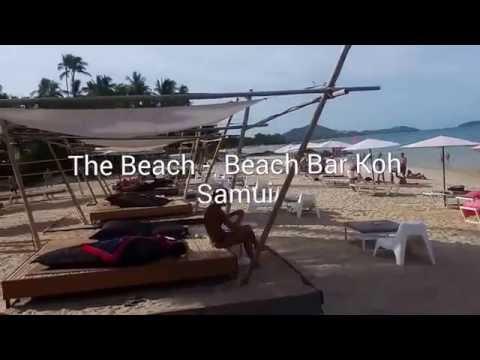 Beach Bar Chaweng Noi Beach – Koh Samui – Thailand