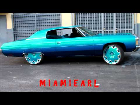 "Candy Teal 71' Donk on 26"" Forgiato Fiore- Big Lo 786-295-8831"