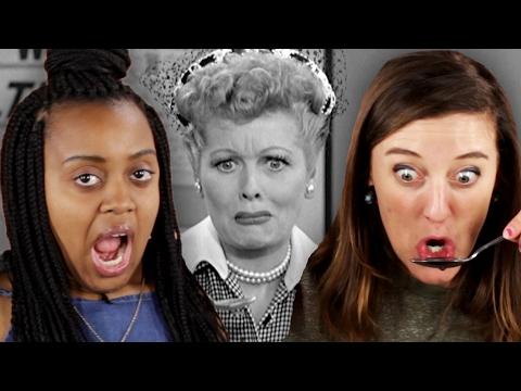"Drunk Women Re-create The ""Vitameatavegamin"" Script From I Love Lucy"
