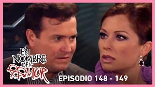 En nombre del amor: ¡Cristobal descubre que Paloma es su hija! | C-148 y 149 | Tlnovelas