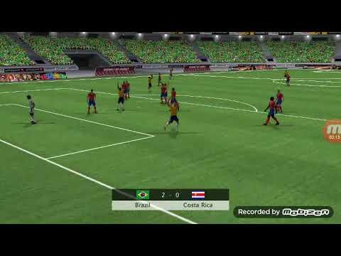 Brasil x Costa Rica  4 x 0 . games .