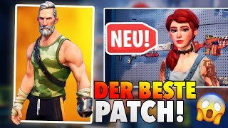 NEW Patch 6.30 is here! SO GEIL ❤️ Fortnite Save the World