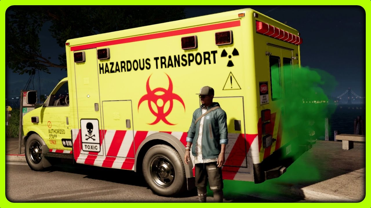 Watch Dogs Vehicles