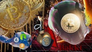 The Crypto Bubble Has NOT Burst!!! In Fact... It Hasn't Even Begun Yet….