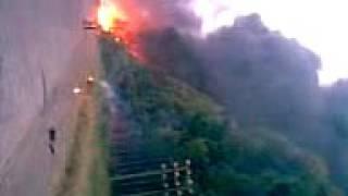 Sachangwan fire