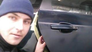 видео Опель Корса :: Снятие, установка и регулировка двери :: Opel Corsa