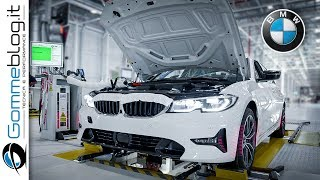 2020 BMW Cars - PRODUCTION 🇩🇪German Car Factory in Mexico 🇲🇽