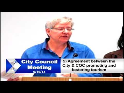City of Guthrie vs Chamber of Commerce