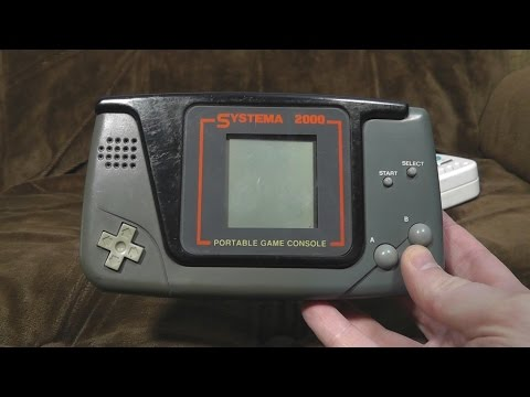 Systema 2000 / Hartung Game Master | Ashens