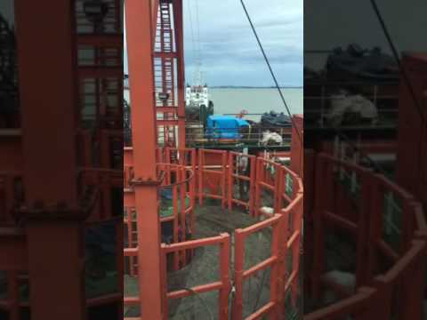 Cable Lay Barge OMS Cable Empowered