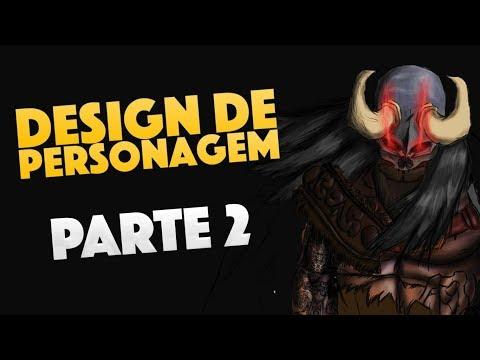 [LIVE] Design de Personagem Parte 2