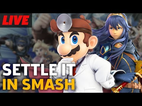Ask Us About Super Smash Bros. Ultimate While We Play Smash For Wii U