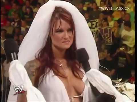 Edge And Lita Wedding Ceremony 6 20 05 Raw thumbnail