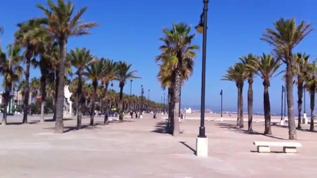 Valencia beach playa spiaggia plage strand platja for Spiaggia malvarrosa valencia