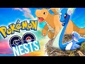 Pokemon Go - How to find RARE Pokemon Nests!