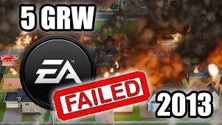 Five good reasons why - EA failed this year