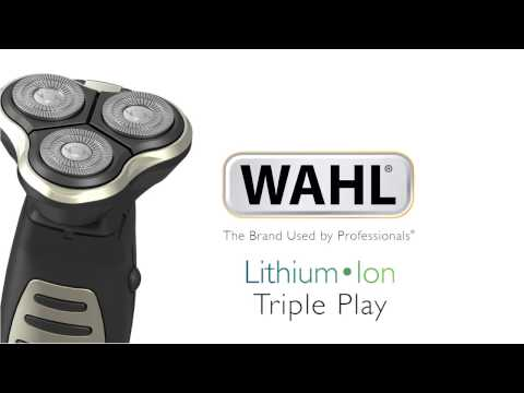 Wahl Lithium Ion Triple Play