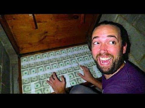 (פשוט מטורף)!!!אנשים מוצאים אוצרות של מאות אלפי דולרים באמצע שום מקום!!!!!!