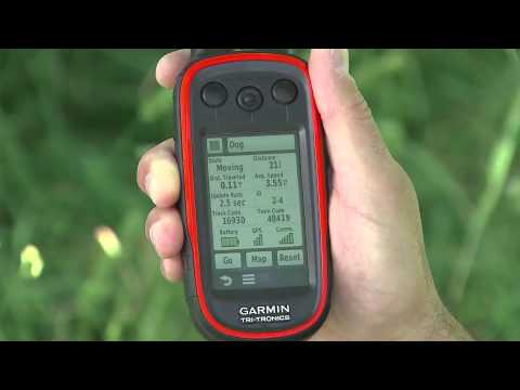 Changing Update Rates on the Garmin® Alpha™