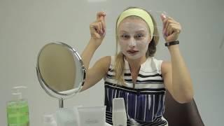 видео Ультразвуковая чистка лица дома. Аппарат lw 006.