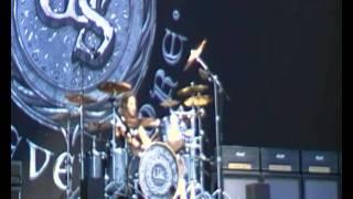 Whitesnake - Live At Graspop - Brian Tichy Dum Solo.MP4
