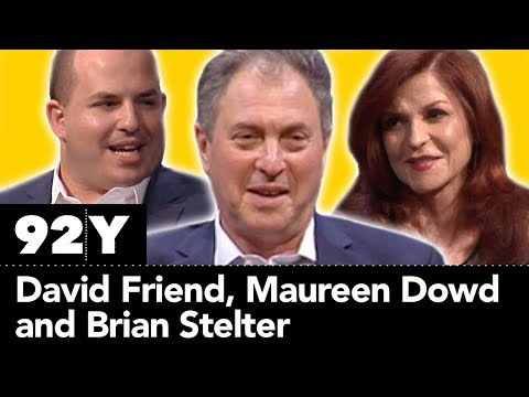 Postmortem on Hillary Clinton's campaign from Maureen Dowd, David Friend and Brian Stelter