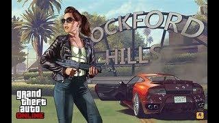 GTA ONLINE - MONEY GRINDING FOREVER!!!!!!