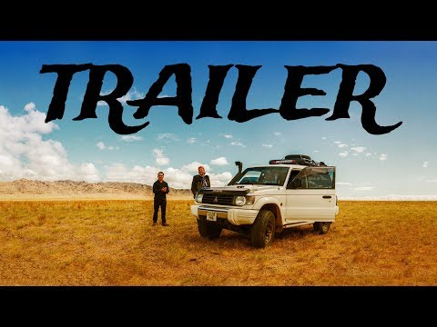 "Trailer ""ON AND OFF ROAD IN MONGOLIA"" (Travel Series)"