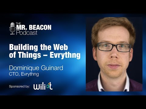 Building the Web of Things – Evrythng