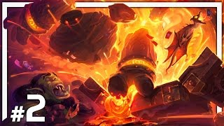 Hearthstone: One Man Raid - BRM #2 - Blackrock Depths Heroic - Part 1