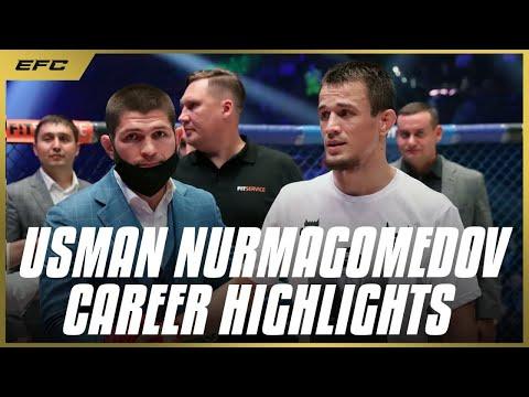 Усман Нурмагомедов: самые яркие моменты карьеры