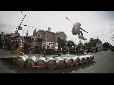Element x NJ Skateshop x Ray Barbee Collection Launch