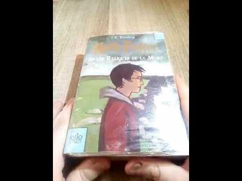 Harry Potter Et Les Reliques De La Mort Le Livre