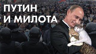 Путин и милота