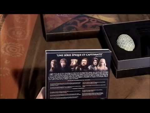 Game Of Thrones : Coffret Collector Saison 1 [ BluRay ] Édition Limitée