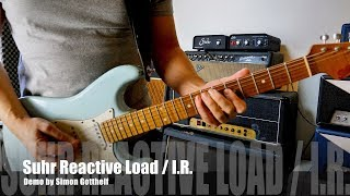 Suhr Reactive Load / I. R. - Demo by Simon Gotthelf