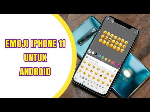 Cara Mengubah Emoji Android Jadi Emoji IOS 13 Untuk Semua Android Terbaru 2019