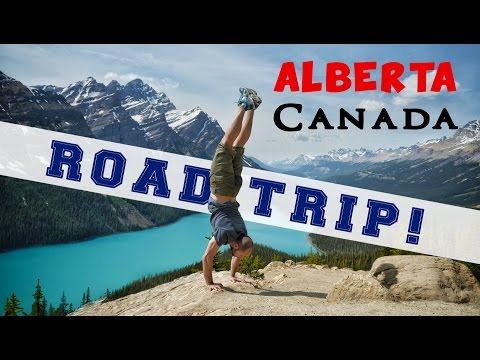 Road Trip In Alberta, Canada - What To See & Do