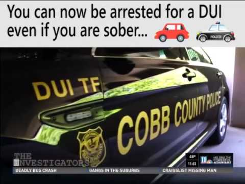 Image result for Arrested for DUI even if YOUR STONE SOBER