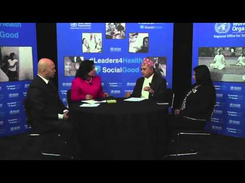 #Leaders4Health Series — Episode 2: From managing emergencies to managing risks