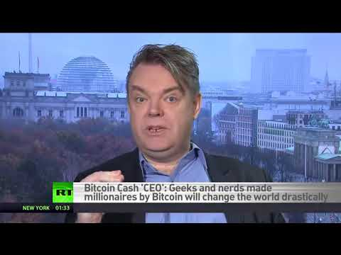 "Rick Falkvinge ""Bitcoin will be Bigger than the Oil Industry """