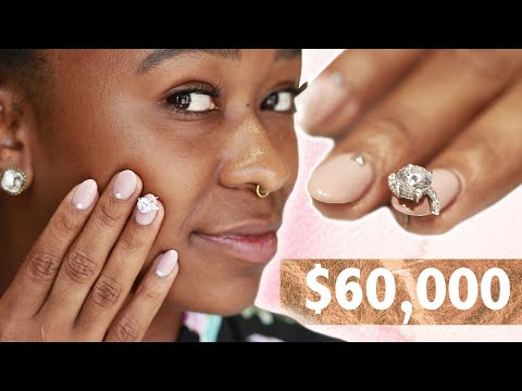 I Got A $60000 Manicure