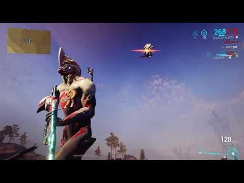 Warframe-Random gameplay at Plains of Eidolon