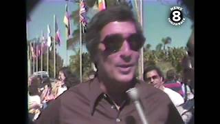 News 8 Throwback 1978: San Diego Zoo crowds with cameo by Ted Leitner