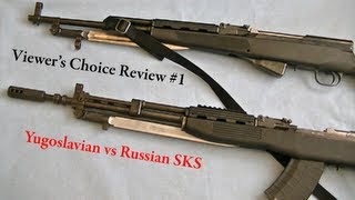 Yugo vs Russian SKS