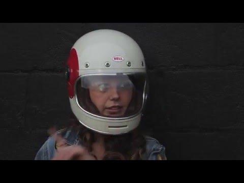 Bell Bullitt Retro Style Helmet